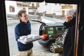 Entlastungsangebot Mahlzeitendienst