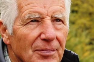 Seniorenwanderleiter Jon Poo Werro